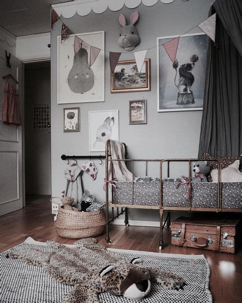 how to create a charming vintage kids room petit small