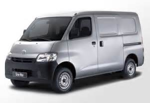 Daihatsu Panel Daihatsu Gran Max Panel Motor Trader Car News