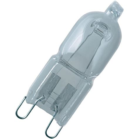 g9 halogen bulb 25w 230v base 50333c31 from conrad