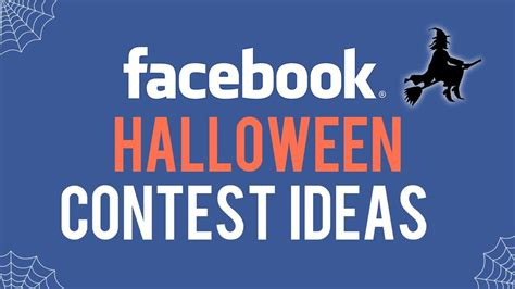 facebook halloween themes facebook halloween contest ideas halloween competitions