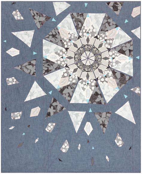 Designer Quilt Patterns by Shard Designer Pattern Robert Kaufman Fabric Company