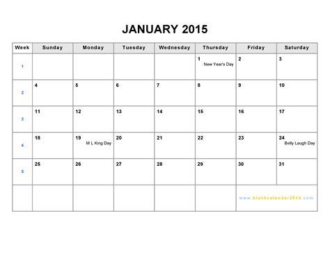 january  calendar template madinbelgrade