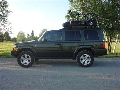 Jeep Commander 4 Inch Lift Kit Fdufour226 S 2007 Jeep Commander Sport In Lambert De