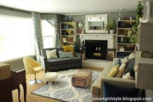 livingroom makeovers smartgirlstyle living room makeover
