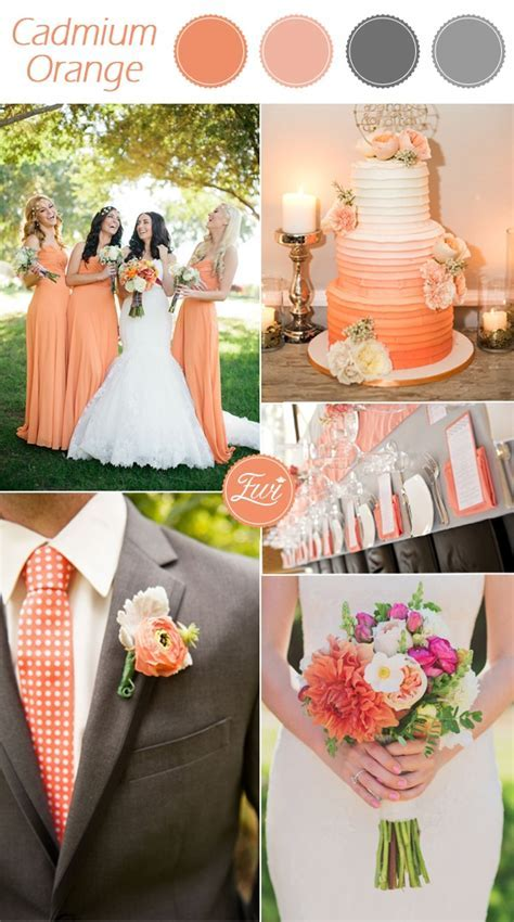 Fall Wedding Color Trends 2015 2016   Fashion Trends 2016 2017