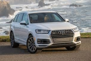 Audi Suv Q7 2018 Audi Q7 Suv Pricing For Sale Edmunds