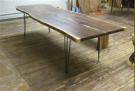 console table hairpin legs dining table coffee table