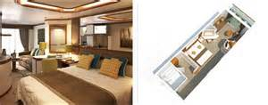 Glass Bowl Vanity Sink Azura Cabins Luxury Suites Aboard This Ship Sovereign