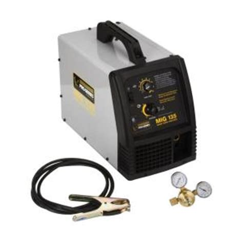 pro series 115 volt 135 mig welder ps07570 the home depot