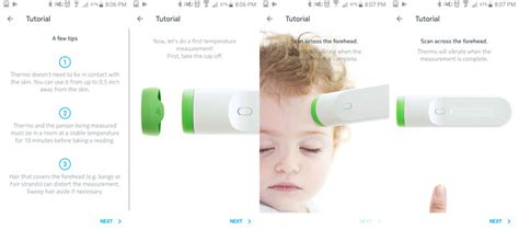 Smart Temporal Thermometer Nokia nokiasmarttemporalthermometer10 impulse gamer