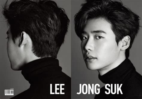 actor photo book lee jong suk releases first photo book