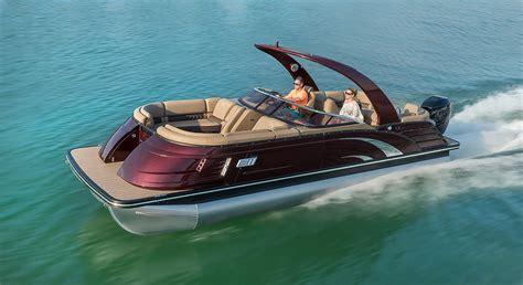 images of luxury pontoon boats pontoon boats by bennington