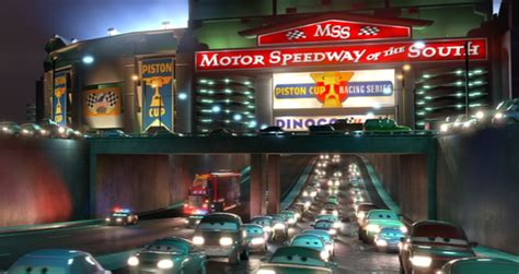 cars motor speedway of the south motor speedway of the south pixar wiki disney pixar