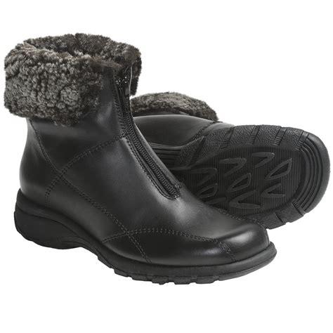 martino boots martino shearling collar boots for 4793p save 42
