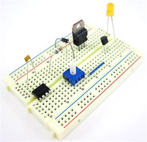 the quot breadboard tutorial quot resource and offers a basic introduction to breadboards and