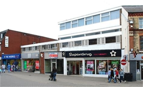 find shops in kettering