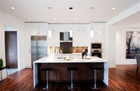 Kitchen Island Designs 20 white quartz countertops inspire your kitchen renovation