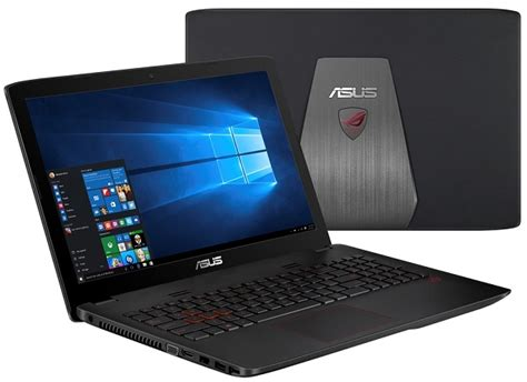 Laptop Asus Rog Juni asus unveils philippine bound rog gaming laptops gl552 g501 g752 noypigeeks