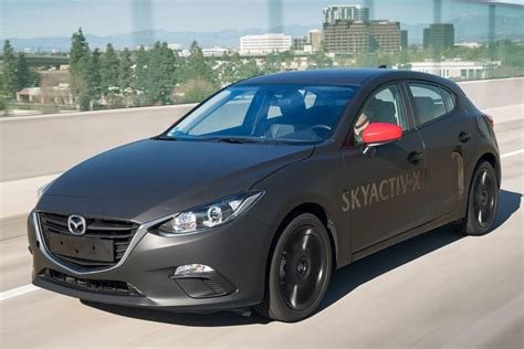 Skyactiv X by Driving Mazda S Skyactiv X Renewed Our For The