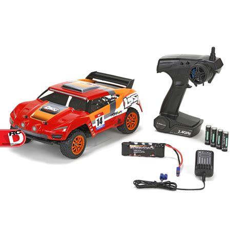 rally mini truck losi 1 14 scale rtr 4wd desert truck