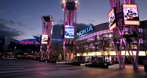 Nokia Senter live venues in los angeles for big name bands