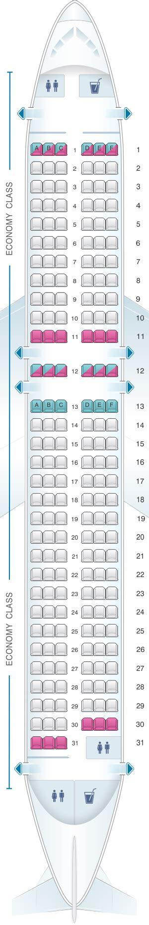 plan siege avion easyjet plan de cabine easyjet airbus a320 seatmaestro fr