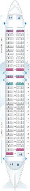 plan de cabine easyjet airbus a320 seatmaestro fr