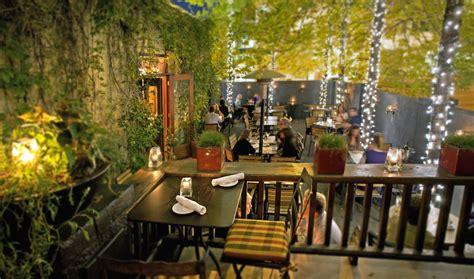 opentable  top  patio dining restaurants  canada