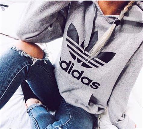 Sweater Jaket Hoodie White buy gt adidas sweater hoodie white