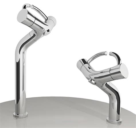 cool bathroom taps cool faucets by hamat funky bathroom taps with wings