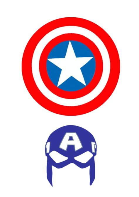 printable elf superhero elf on the shelf captain america mask free mask captain