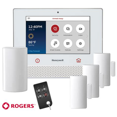 honeywell lyric cellular canada 3g wireless security