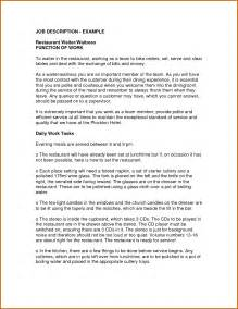10 how to write description on resume lease template
