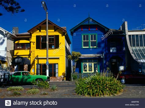 houses to buy new zealand napier new zealand art deco houses stock photo royalty free image 6660279 alamy