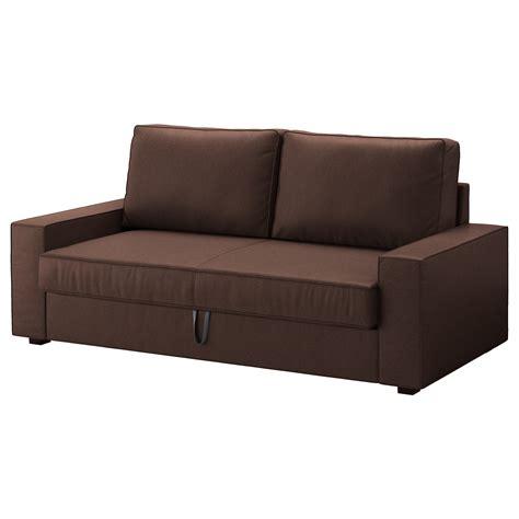 ikea fauteuil 3 places vilasund convertible 3 places borred brun fonc 233 ikea