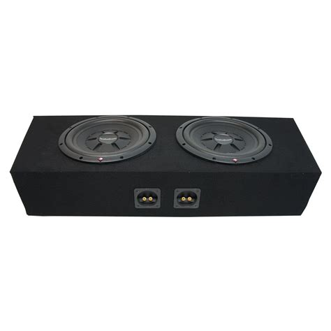 ford mustang subwoofer box 94 15 ford mustang convertible rockford prime r2sd2 10