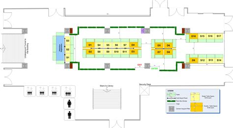 What Is A Dealer Floor Plan by Otakuthon 2007 Dealers Area Floor Plan