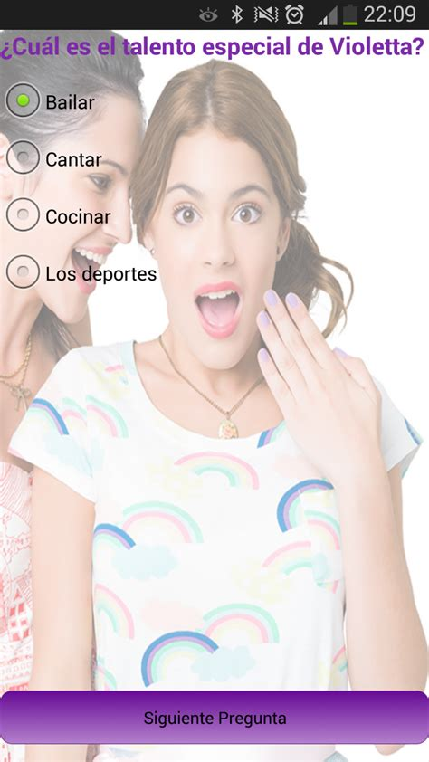 violetta test violetta fan test appstore for android