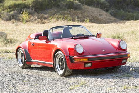 1989 porsche speedster for porsche 911 speedster 1989 sprzedane giełda klasyk 243 w