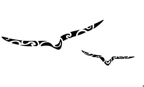 tatuaggi gabbiano of seagulls freedom custom designs