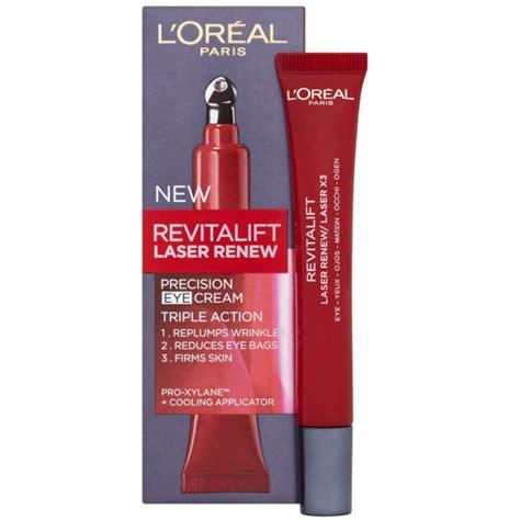 L Oreal Revitalift l oreal dermo expertise revitalift laser renew