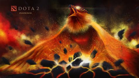 wallpaper dota 2 phoenix dota 2 phoenix desktop wallpaper dota 2 wallpapers