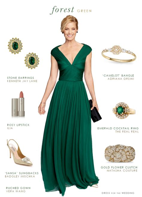 Wedding Dress Shopping Green Bags The Ultimate Diet by Forest Green Gown