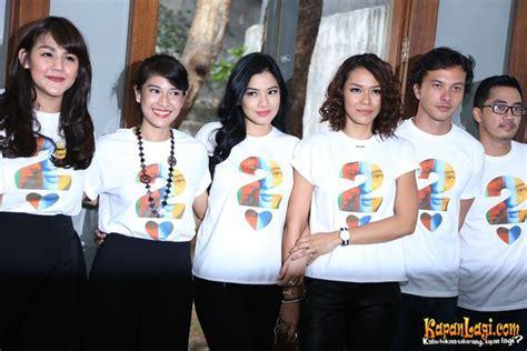 film remaja dari disney artis aadc 2 kumpul dan potong tumpeng ada bintang baru