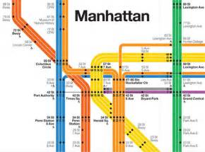 Vignelli Subway Map by Massimo Vignelli Designer Of Iconic Nyc Subway Map Dies