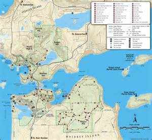 Deception Pass State Park Map by Download The Official Park Map Deception Pass Park