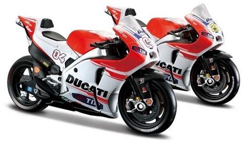 Paket Miniatur Motogp Ducati Team 2015 Diecast Maisto 120 pin maisto moto gp on