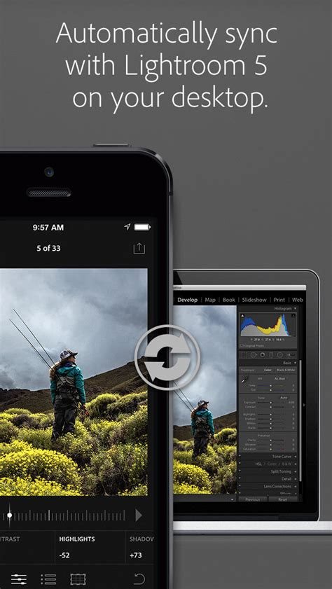 tutorial lightroom iphone adobe releases lightroom for iphone iclarified