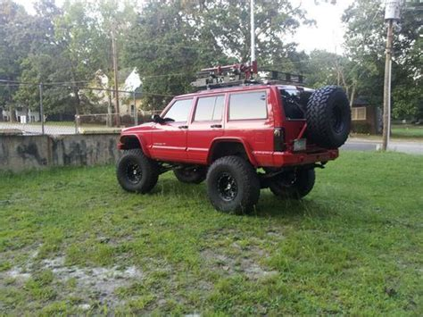 Lifted 2000 Jeep Sell Used Lifted 2000 Jeep Limited In Raleigh
