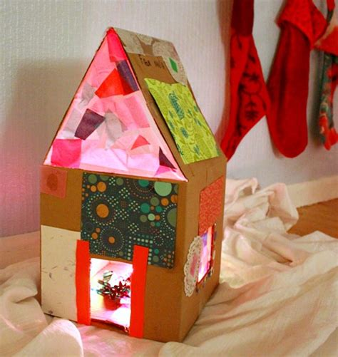 making doll houses 13 cardboard dollhouse plans guide patterns
